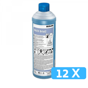 Ecolab | MAXX Brial2 | Fles 12 x 1 liter