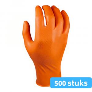 M-safe nitril grippaz maat 10 handschoen 500 stuks