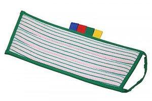 Greenspeed multimop velcro roze-groen 45 cm