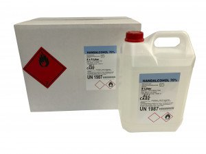 All Care Handalcohol 70% Jerrycan 5 liter