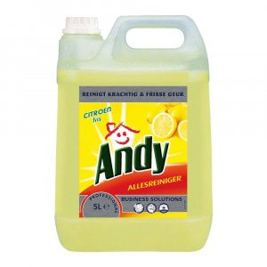 Andy allesreiniger citroen fris 5 liter