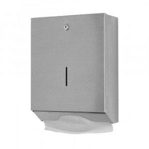 Basic Line Z-vouw Handdoekdispenser RVS