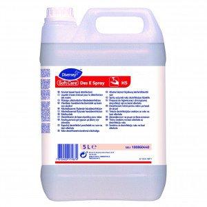 Diversey | Soft Care Des E | Handdesinfectiemiddel | Jerrycan 5 liter