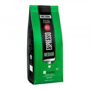 Douwe Egberts Espresso Medium Roast 6 x 1 kg