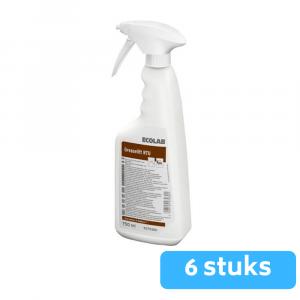 Ecolab   Greaselift   Sprayflacon 6 x 750 ml