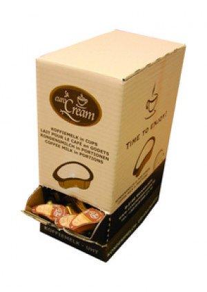 Euro Cream Melkcups haflroom 7.5 gr 200 stuks