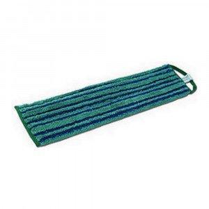 Greenspeed Scrubmop Velcro 45 cm groen-blauw