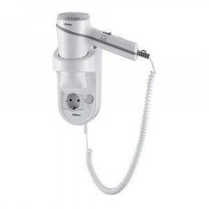 Valera Premium Smart 1200 Socket wandhaardroger wit