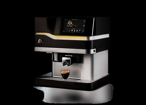 Koffiemachine met cups of capsules